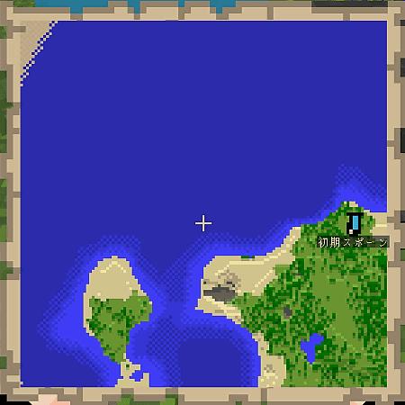 自分 の 地図 位置 マイクラ