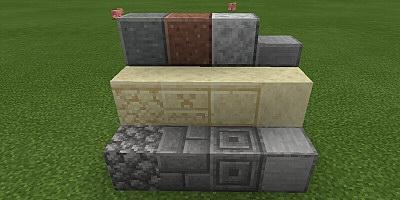 マイクラ 滑らか な 石 作り方